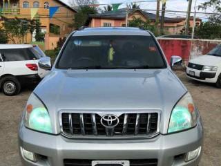 '07 Toyota Prado for sale in Jamaica