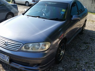 '07 Nissan sunny ex for sale in Jamaica