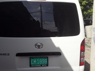 2014 Toyota Hiace for sale in Kingston / St. Andrew, Jamaica