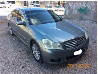 '07 Nissan Fuga for sale in Jamaica