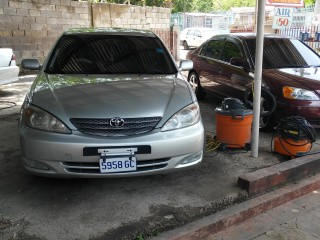 '03 Toyota Camry for sale in Jamaica