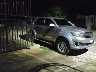 2015 Toyota Fortuner for sale in Kingston / St. Andrew, Jamaica