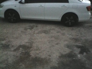 2007 Toyota Corolla Axio for sale in Manchester, Jamaica