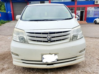 2008 Toyota Alphard for sale in Manchester, Jamaica