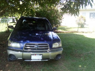 2003 Subaru Forester for sale in St. Ann, Jamaica