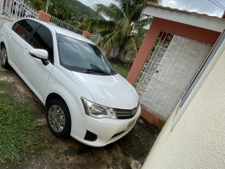 2013 Toyota Axio for sale in St. James, Jamaica