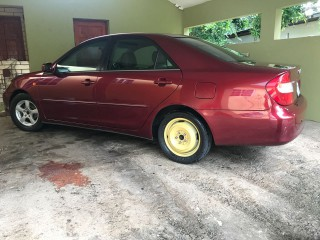 '01 Toyota Camry for sale in Jamaica