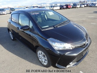2015 Toyota VITZ LUXURY EDITION for sale in Manchester, Jamaica
