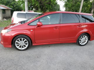 2010 Toyota Wish Z Monotone Sports Edition for sale in Kingston / St. Andrew, Jamaica