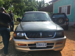 1999 Mitsubishi Nativa for sale in St. James, Jamaica