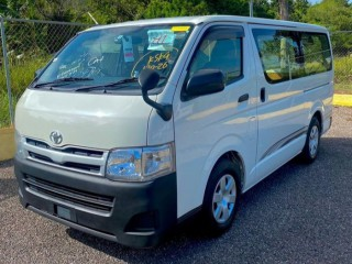 2012 Toyota hiace for sale in St. Elizabeth, Jamaica
