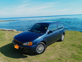 1998 Toyota Starlet Glanza for sale in Hanover, Jamaica