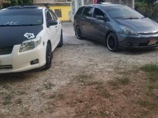 2004 Toyota Wish for sale in St. Ann, Jamaica