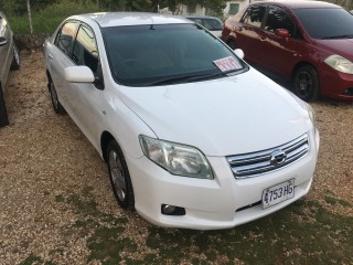 2009 Toyota Axio for sale in Jamaica
