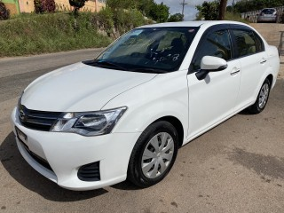 2015 Toyota Axio G for sale in Manchester, Jamaica