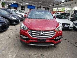'17 Hyundai SANTA FE for sale in Jamaica