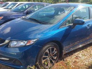 '14 Honda Civic for sale in Jamaica