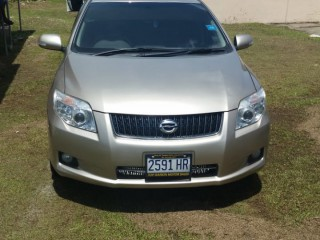 '08 Toyota Axio for sale in Jamaica
