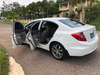 '12 Honda civic lx for sale in Jamaica