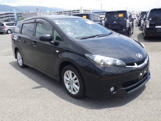 2010 Toyota Wish for sale in Kingston / St. Andrew, Jamaica