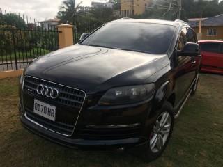 '09 Audi Q7 for sale in Jamaica