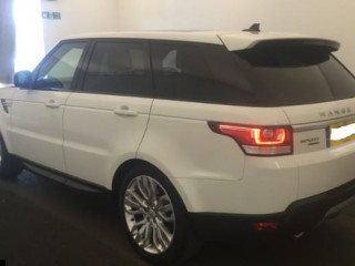 2015 Land Rover Range Rover Sport for sale in Outside Jamaica, Jamaica