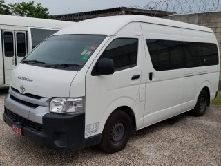 2017 Toyota Hiace for sale in St. James, Jamaica