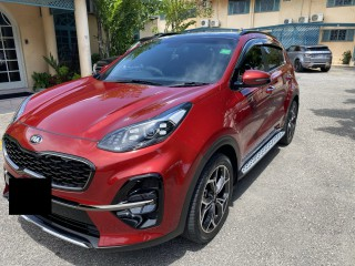 2020 Kia Sportage for sale in Kingston / St. Andrew, Jamaica