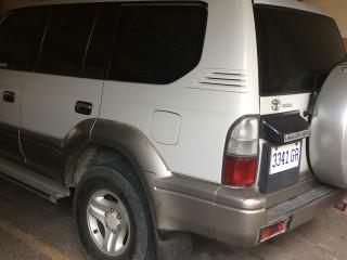 2000 Toyota Prado for sale in Kingston / St. Andrew, Jamaica