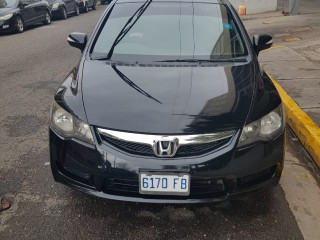'10 Honda civic for sale in Jamaica