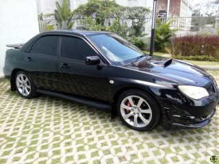 2007 Subaru Impreza WRX for sale in Jamaica