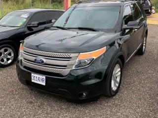 2013 Ford EXPLORER  FLEX FUEL for sale in St. Elizabeth, Jamaica