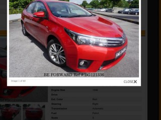 2015 Toyota COROLLA for sale in St. Catherine, Jamaica