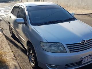 '04 Toyota Corolla for sale in Jamaica