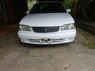 '99 Toyota corolla for sale in Jamaica