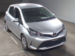 2015 Toyota vitz for sale in Jamaica