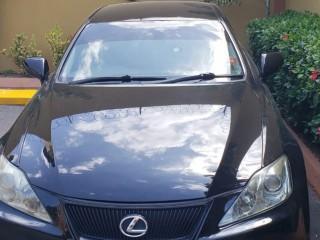 '09 Lexus IS250 for sale in Jamaica