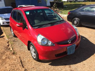 '05 Honda FIT for sale in Jamaica