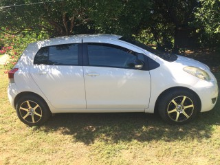 '08 Toyota VITZ for sale in Jamaica