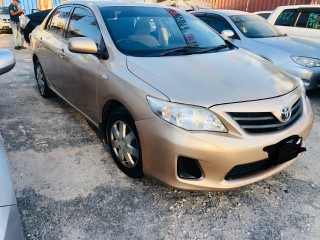 2013 Toyota Corolla for sale in Kingston / St. Andrew, Jamaica
