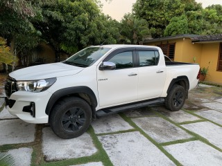 2019 Toyota Hilux S for sale in Kingston / St. Andrew, Jamaica