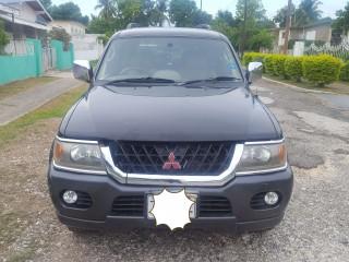 '00 Mitsubishi Montero for sale in Jamaica