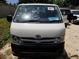 2013 Toyota Hiace for sale in Kingston / St. Andrew, Jamaica