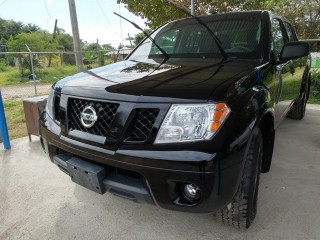 '14 Nissan FRONTIER for sale in Jamaica