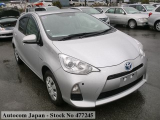 2014 Toyota Aqua Hybrid for sale in Kingston / St. Andrew, Jamaica