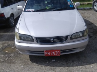 '99 Toyota 110 for sale in Jamaica