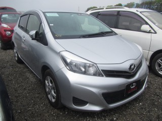 2014 Toyota Vitz for sale in Kingston / St. Andrew,
