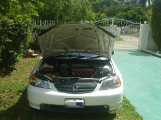 '02 Honda Civic for sale in Jamaica