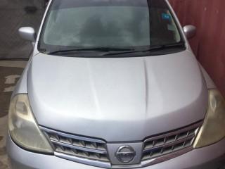 '08 Nissan Tida for sale in Jamaica