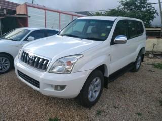 2003 Toyota Prado Land Cruiser for sale in Manchester, Jamaica